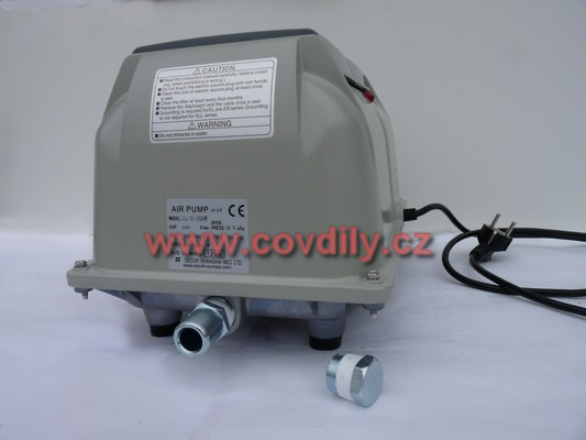 SECOH EL-S-250W dmychadlo