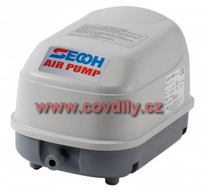 SECOH SLL-50 dmychadlo