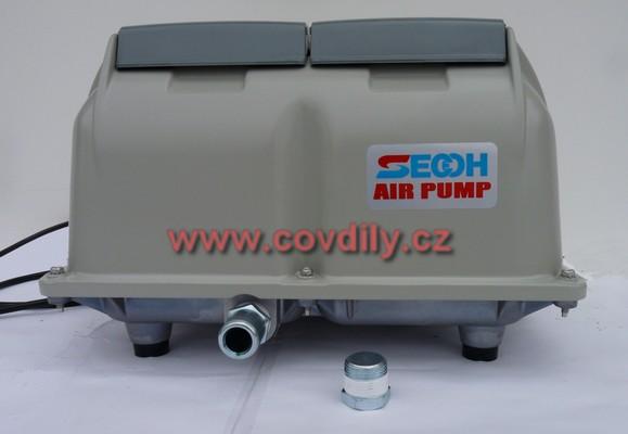 SECOH EL-S-120W dmychadlo