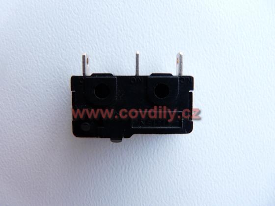 Mikrovypínač Secoh EL-60 N plastový
