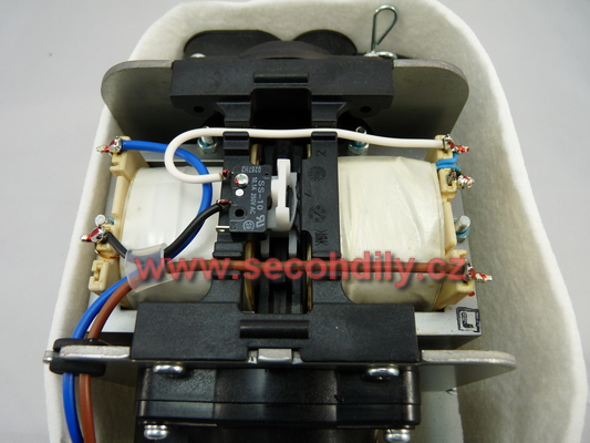 Bezpečnostní vypínač HP 60/80 Hiblow