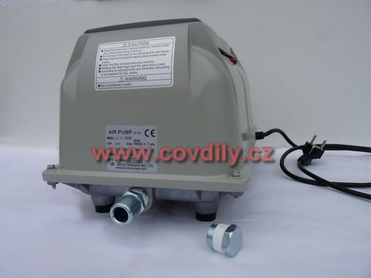 SECOH EL-S-200W dmychadlo