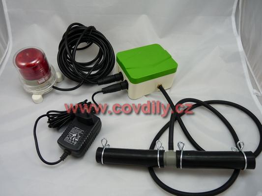 Alarmový systém dmychadla BJD-A6