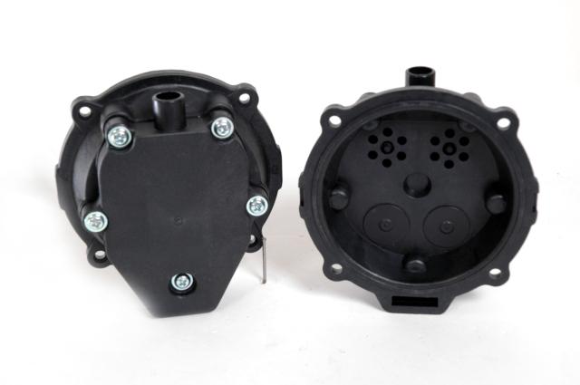 Těleso ventilů SECOH EL-S-120, 250W, 300W